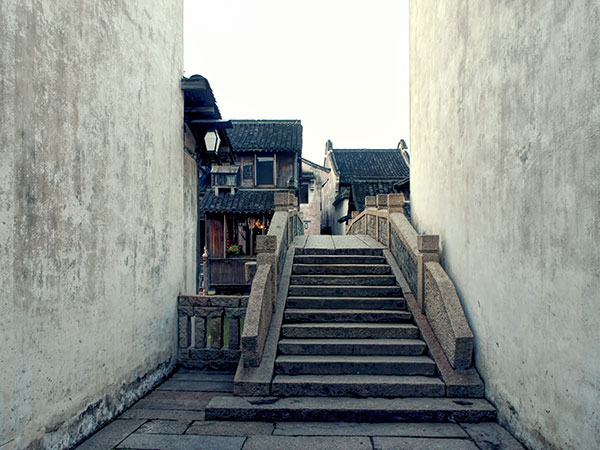 Top Ancient Towns in China - Wuzhen Water Town