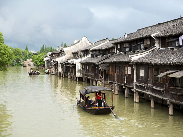 Top Water Towns in China - Wuzhen Water Town