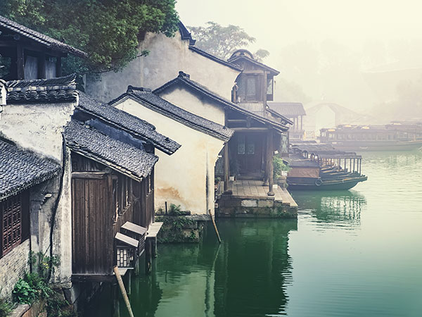 11 Days China Vacation Tour to the Water Towns