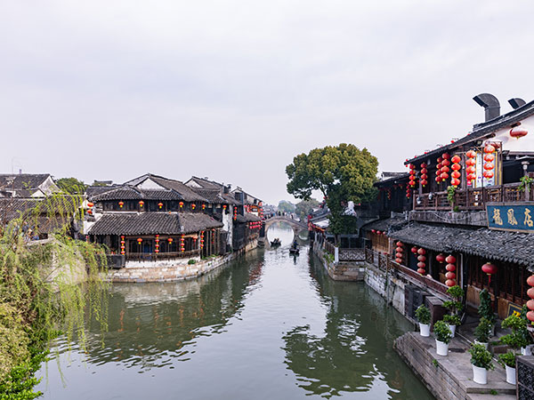 Xitang Ancient Town China  city photos gallery : ... Xitang Ancient/Water Town, One of Most Famous Water Towns in China