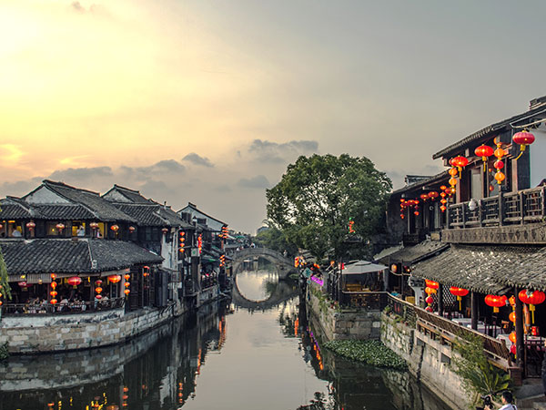 Top Water Towns in China - Xitang Water Town