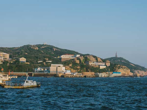 Putuo Mountain Island