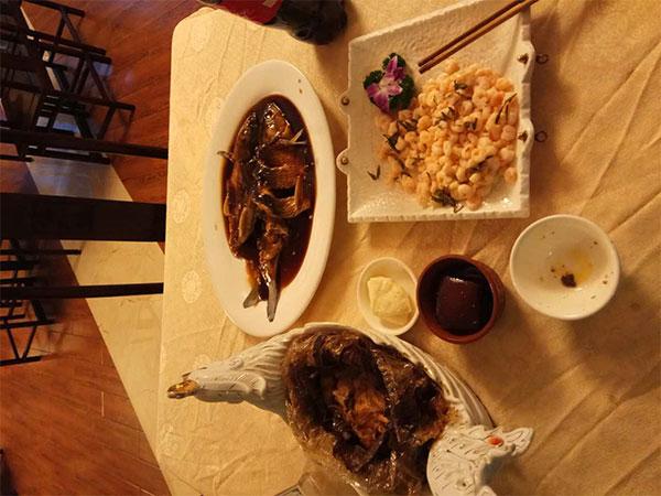 Comer en Hanzhou 02