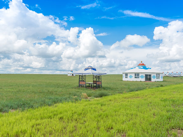 9 Days Journey from Beijing to Inner Mongolia