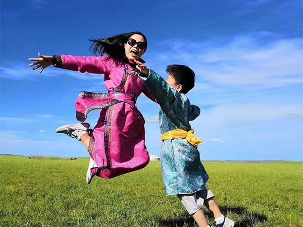 5 Days Inner Mongolia Research Family Tour
