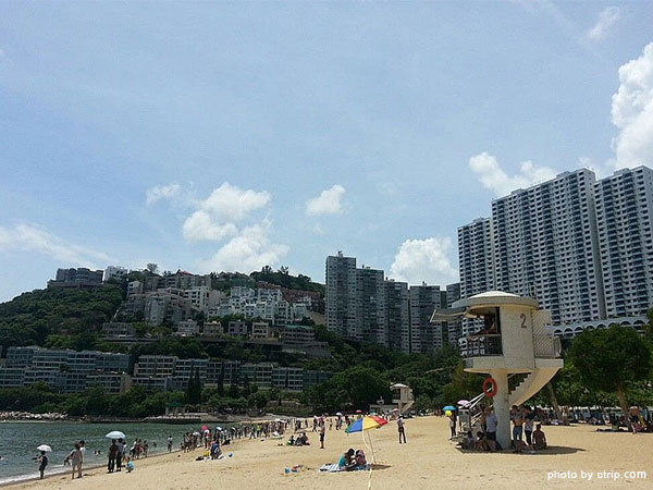 Sunbath in Hong Kong