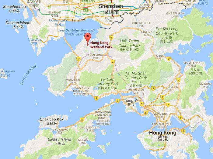 Hong kong wetland park main attractions in hong kong location hong kong gumiabroncs Choice Image