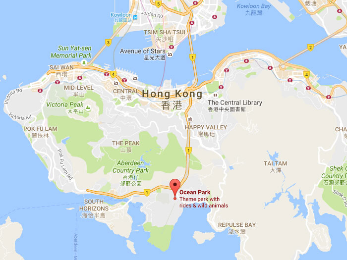 Ocean park hong kong opening hour must see attractions location gumiabroncs Image collections