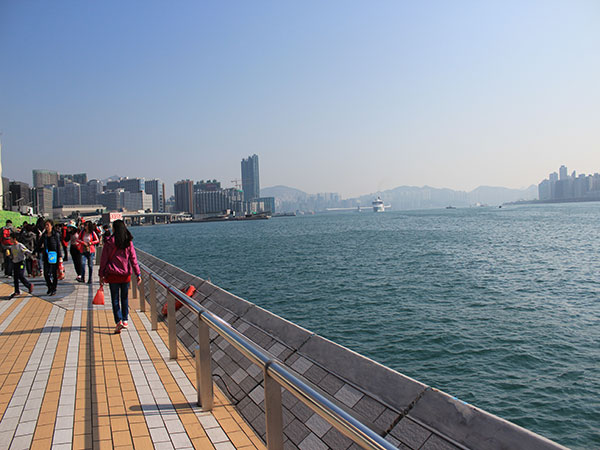 Avenue of Star Hong Kong