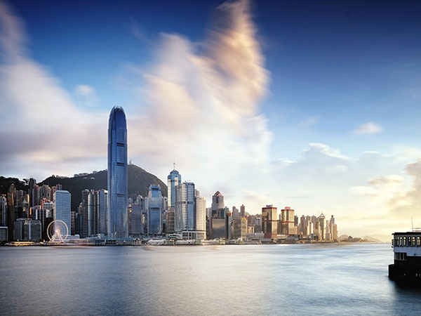 Famous Buildings in China - Hong Kong International Commerce Centre
