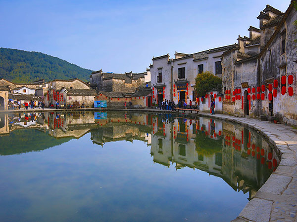 Top Ancient Towns in China - Hongcun Village
