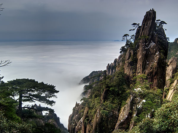 5 Days Huangshan & Xin'an River Trekking Tour