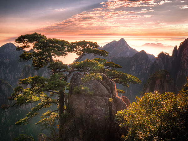 4 Days Mt. Huangshan Highlight Tour
