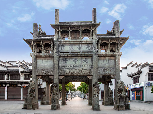 Top Ancient Towns in China - Shexian County