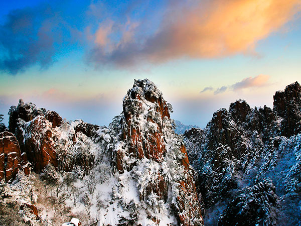 7 Days Tour from Shanghai to Huangshan
