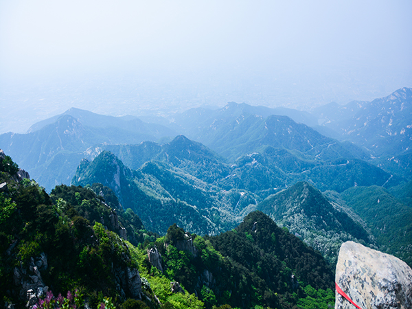 Most Famous Mountains in China-Taishan