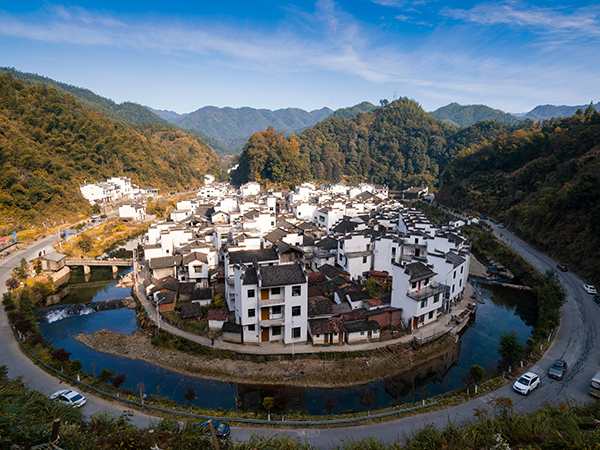 The Six Most Beautiful Villages and Towns in China-Wuyuan