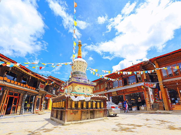 grupo étnico tibetano