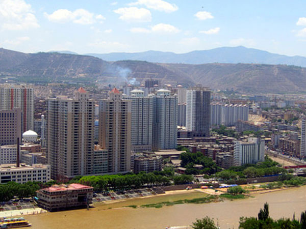 Distant Lanzhou—Feeling of Traveling to Lanzhou