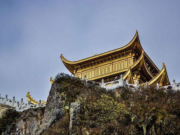 Der Lingyan-Tempel