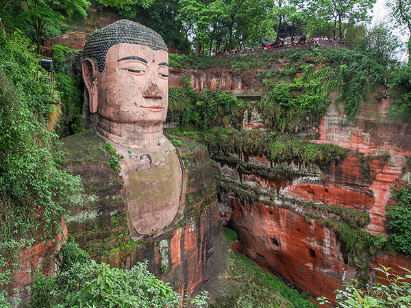 6 Days Sichuan Tour to Leshan & Mt. Emei