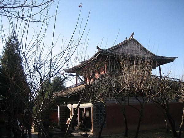 Lijiang Baisha Mural