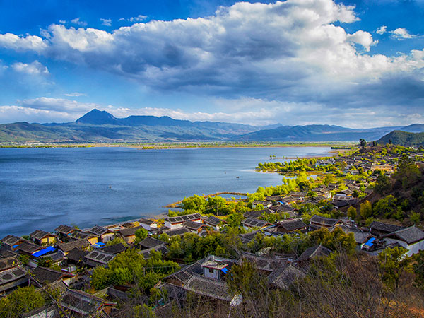 Top Ancient Towns in China - Lijiang Ancient Town