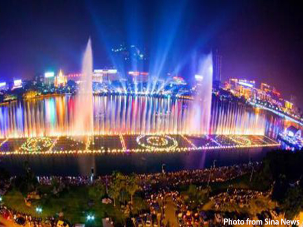 Take Part in the Liuzhou International Water Carnival