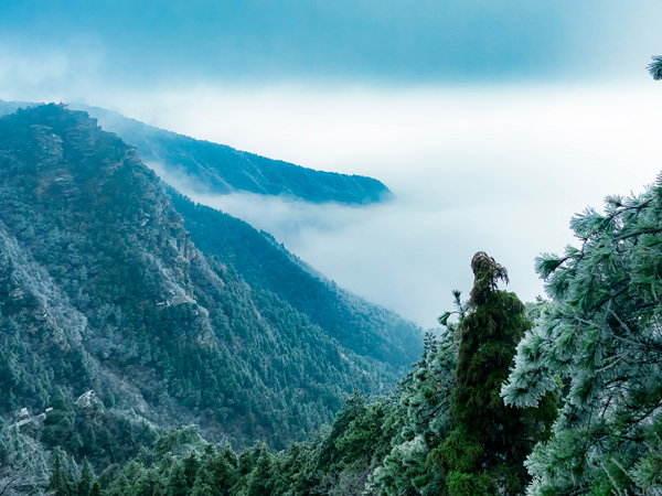 Lushan Mountain