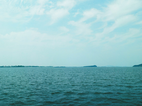 Poyang Lake Nanchang