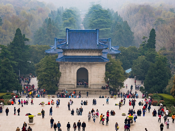 6 Days Tour from Nanjing to Suzhou & Shanghai