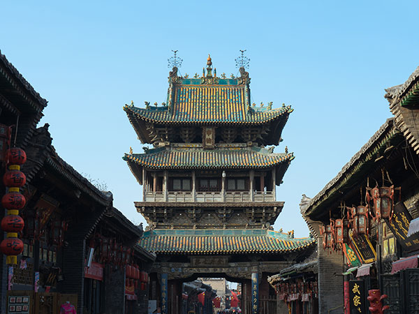 Top Ancient Towns in China-Pingyao Ancient Town
