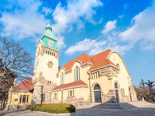 Protestant Church in Qingdao
