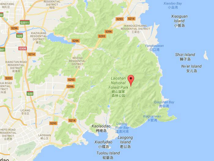 Laoshan Mountain Qingdao What to See Do on the Taoist Mountain