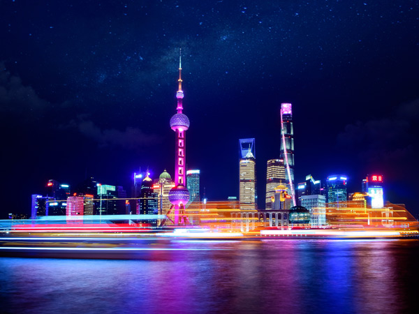 Things to Do at Night in Shanghai - Huangpu River Cruise