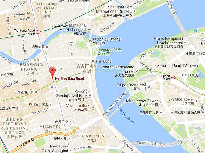Resultado de imagem para nanjing road shanghai