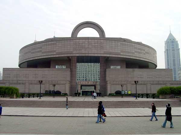 museo de shanghai