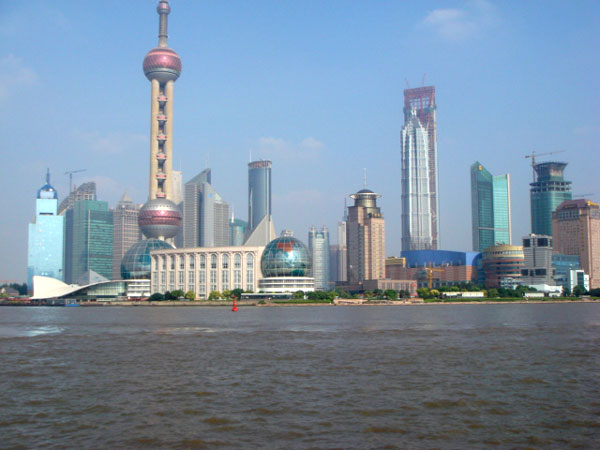 4 Days New Shanghai Tour