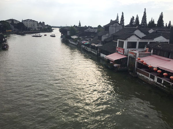 Shanghai One Day Tour to Zhujiajiao Water Town