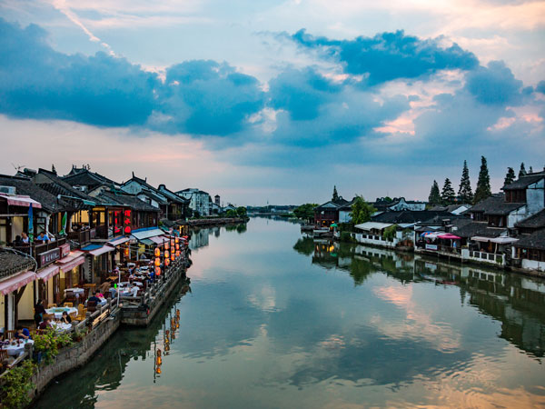 Top Water Towns in China - Zhujiajiao Water Town