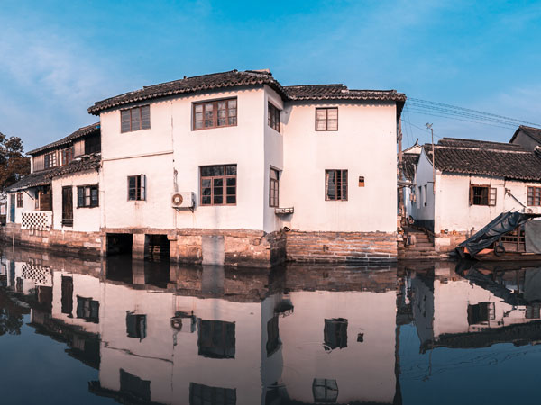 Top Water Towns in China - Jinze Water Town