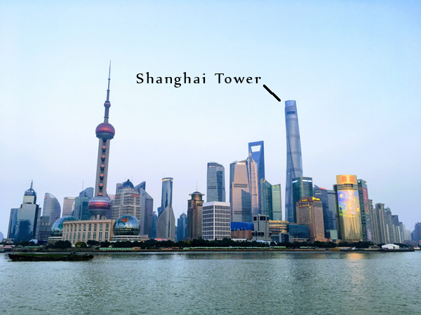 Tallest Skyscraper in China You Must See——Shanghai Tower