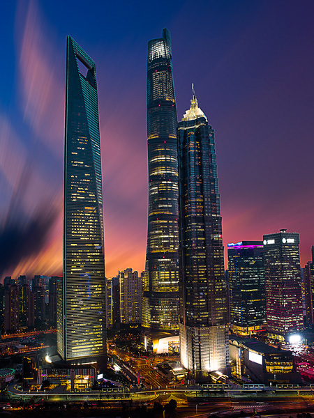 shanghai tower--must see site in shanghai, tallest building in china