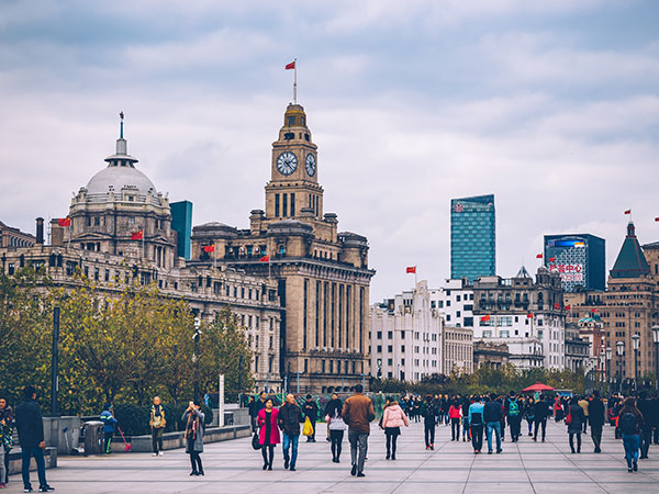 3 Days Shanghai Visa Free Tour