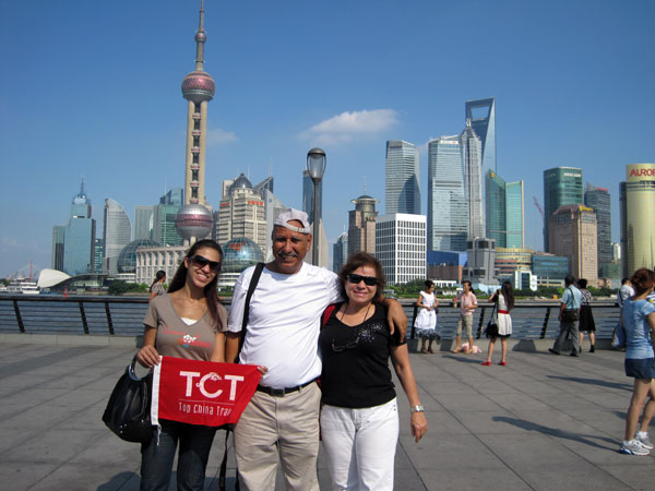 Clients in Shanghai