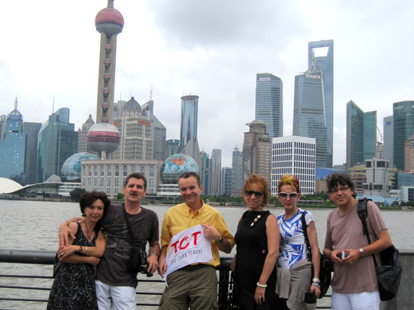 5 Days Shanghai and Hangzhou Tour