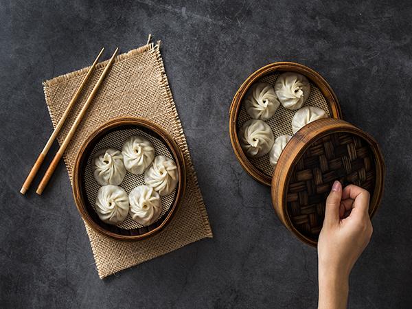 Shanghai Xiao Long Bao, soup dumpling in Shanghai