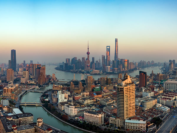 4 Days Shanghai to Putuoshan Island Tour