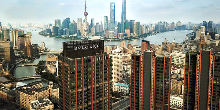 Cherry pick best hotels in Shanghai for Indian travellers
