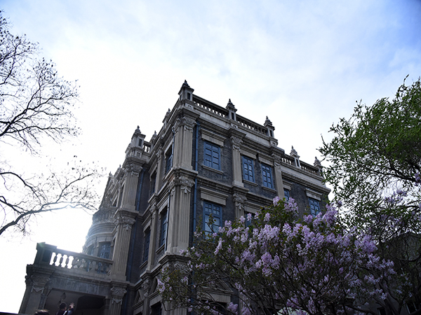 Marshal Zhang's Mansion